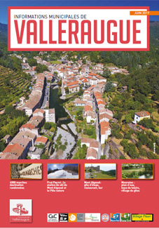 couverture bulletin municipal valleraugue 2017