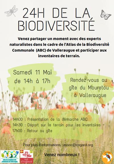 24 heures de la biodiversite cogard abc valleraugue