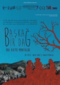 """Affiche """"une autre montagne"""" cinéma"""