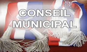 Conseil municipal: Election du Maire