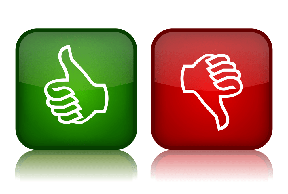 Feedback positivo e negativo