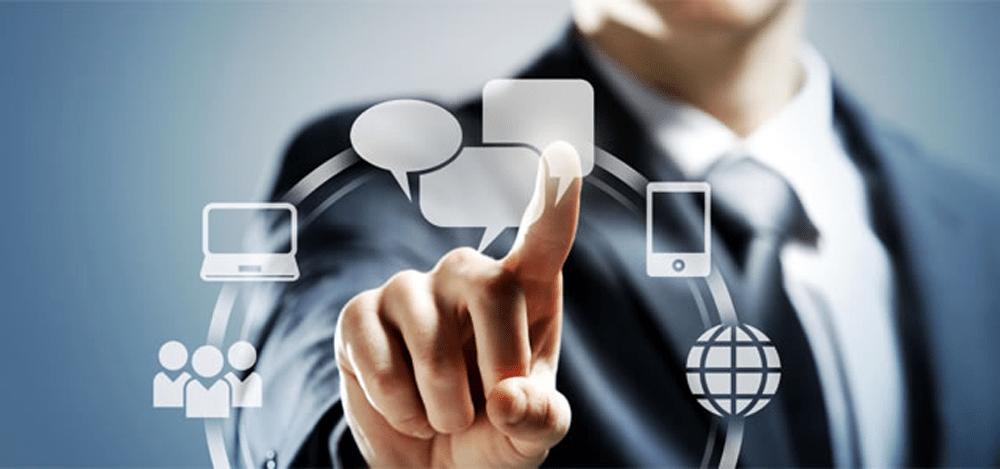informações sobre negócios