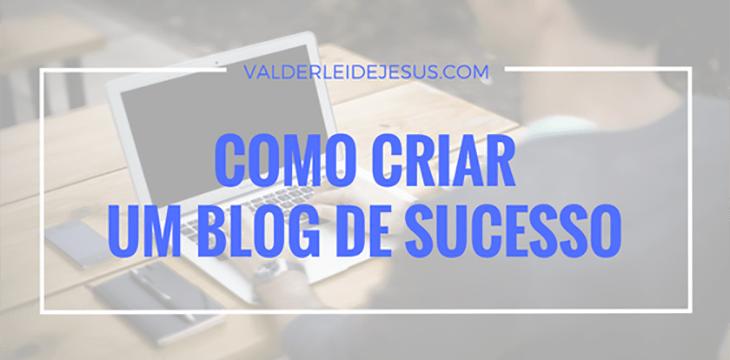 Como criar um blog de sucesso: Um guia passo-a-passo SIMPLES para você criar um blog de sucesso e REALMENTE ganhar dinheiro na internet.
