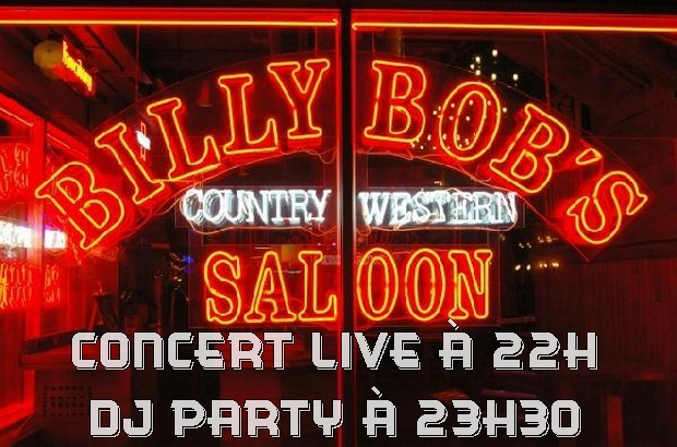 Disney Village ► Concerts Rockabilly et Disco au Billy Bob's