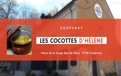 Coupvray ► Découvrez en vidéo le restaurant & bar à vins Les Cocottes d'Hélène