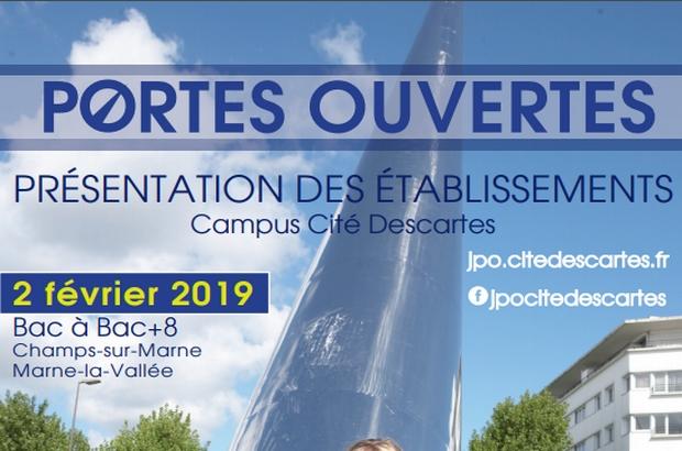 Seine et Marne ► Journée portes ouvertes campus Descartes