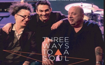 Chalifert ► Concert jazz de Three Ways To A Soul, Samedi 30 mars  2019