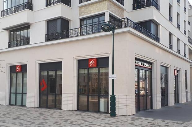 Chessy ► L'agence de la Caisse d'Epargne s'installe au Centre Urbain