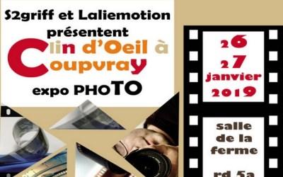 """Coupvray ► Exposition photos """" Clin d'oeil à Coupvray"""" de S2griff et Lalimotion"""