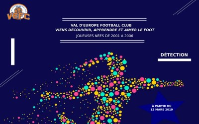Serris ► La section féminine du Val d'Europe FC recrute jeunes joueuses