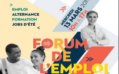 Lagny sur Marne ► Forum de l'emploi, alternance, Formation, job d'été