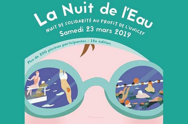 Bailly Romainvilliers ► 12ème édition de la Nuit de l'Eau samedi 23 mars 2019