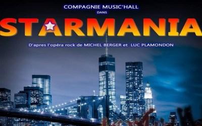 Lagny sur Marne ► Opéra Rock Starmania à l'Espace Charles Vanel