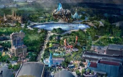 Chessy ► Enquête publique pour l'extension du Parc Walt Disney Studio