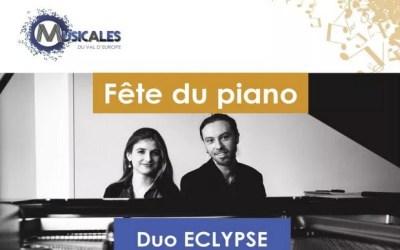 Magny le Hongre ► La Fête du piano aura lieu le 9 juin à la Salle des Fêtes