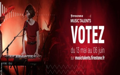 Ysé Sauvage valeuropéenne sélectionnée au tremplin Firestone Music Talents