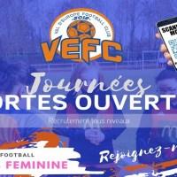 Bailly-Romainvilliers ► L'école de Football Féminine recrute pour la saison 2019/2020