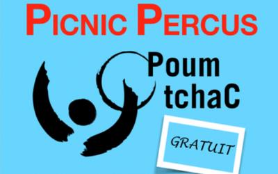 Villeneuve le Comte ►  Poum tchaC vous invite à son Pic Nic Percus le 3 juin 2019