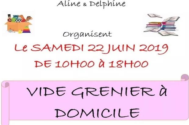 Saint-Germain-sur-Morin ► Un Vide-Greniers Maison aura lieu le 22 juin 2019