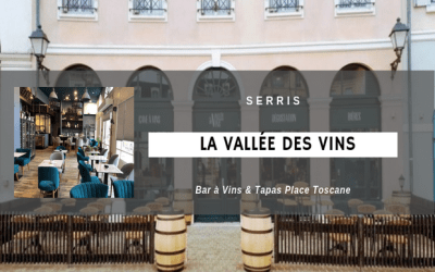 """Serris ► Un nouveau Bar à Vins & Tapas """"La Vallée des Vins"""" ouvre Place Toscane"""