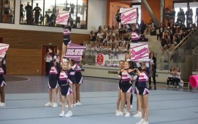 Bailly-Romainvilliers ► la fête du Club des Dragons Cheerleading aura lieu le 23 juin