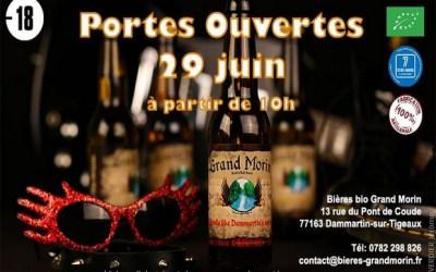 Dammartin-sur-Tigeaux ► La Brasserie du Pont de Coude fête ses 5 ans le 29 juin