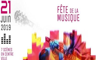 Lagny sur Marne ► 7 scènes musicales pour célébrer la Fête de la Musique le 21 juin