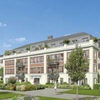 """Serris ► Promogim va construire la résidence  """"Esprit Faubourg"""" de 148 logements"""