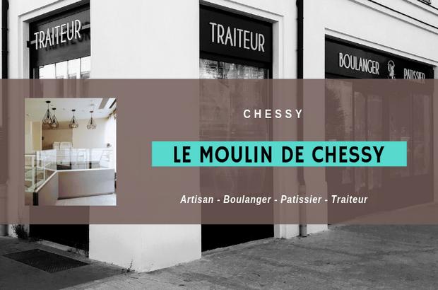 Chessy ►Le Moulin de Chessy, Boulangerie, Pâtisserie, Traiteur ouvre le 17 septembre