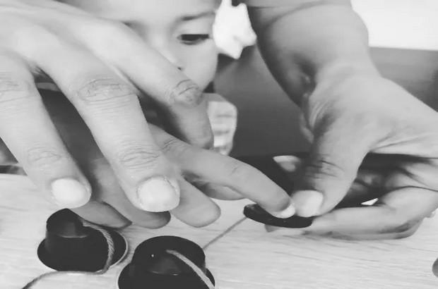 Montévrain ►»Jeu m'éveille»  propose des ateliers adaptés parent-enfant «at home»