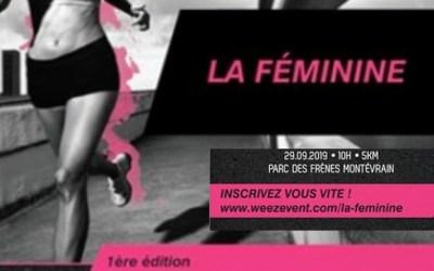 Montévrain ► La Féminine, une course solidaire de 5km 100 % féminine