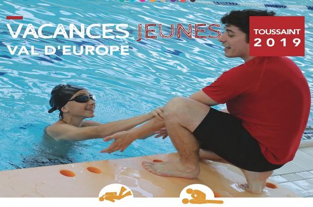 Val d'Europe agglomération ►Vacances Jeunes, ouverture des inscriptions le lundi 9 septembre