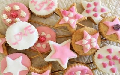 Bailly-Romainvilliers ►  Fairys cooking shop propose un Atelier Sablés pour enfants
