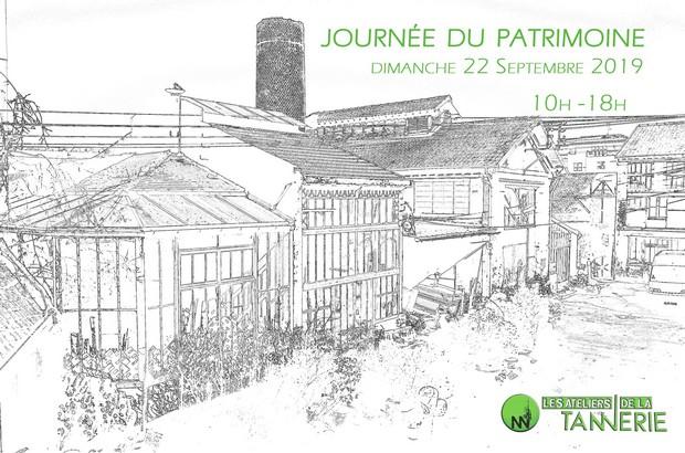 Lagny ► Journées du Patrimoine organisées par Les Ateliers de la Tannerie et Abeilles & Miel