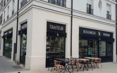 Le Moulin de Chessy, la nouvelle Boulangerie Pâtisserie Bio a ouvert rue d'Ariane.