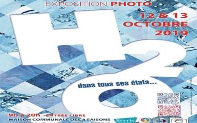 Expo photo «H2O» l'eau dans tous ses états d'Image'in Serris les 12 & 13 octobre 2019