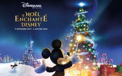 Les féeries de Noël enchanteront Disneyland Paris du 9 novembre 2019 au 6 janvier 2020