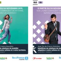 Plus de bus sur le réseau de bus Pep's de Marne-la-Vallée à partir du 04 novembre 2019