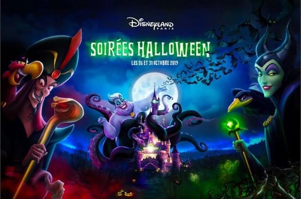 Les Soirées Halloween Disney envoûtent Disneyland Paris les 26 et 31 octobre 2019 !