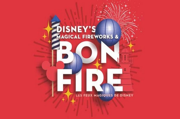 Les Feux Magiques de Disneyland Paris les 4, 6 et 8 novembre 2019
