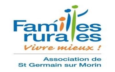 Les activités 2019-2020 des Familles Rurales de Saint Germain sur Morin