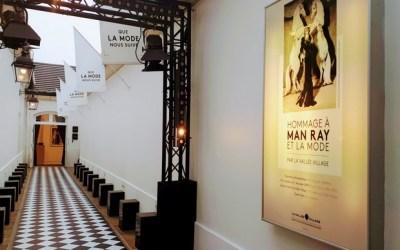 Exposition Man Ray à La Vallée Village juqu'au 1er décembre 2019