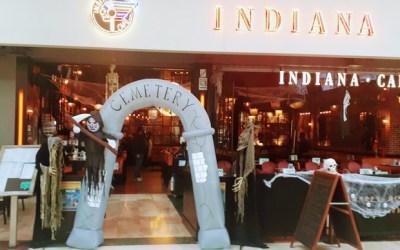 Grande soirée Halloween à à l'Indiana Café du Val d'Europe jeudi 31 octobre 2019