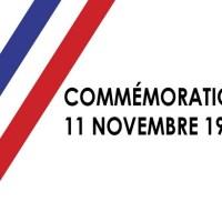 Commémoration du 11 novembre où commémorer l'Armistice près de chez vous?