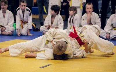 Le Judo Club Val d'Europe organise une compétition inter-club le 8 décembre