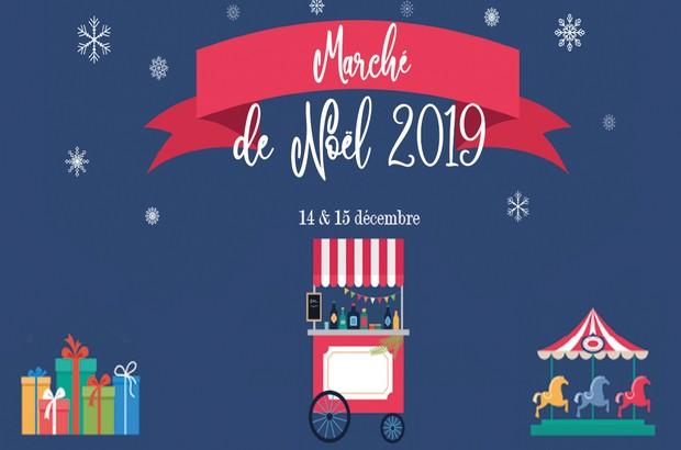 Marché de Noël de Magny le Hongre aura lieu les 14 et 15 décembre 2019