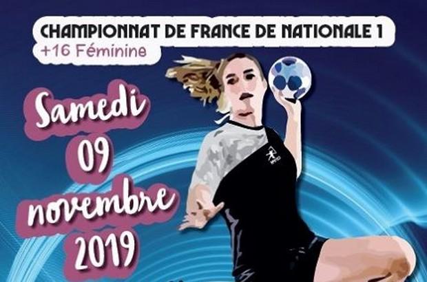 Championnat de France, le HBS Serris VE rencontre Chambray le 9 novembre