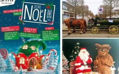 Marché de Noël de Saria avec les commerçants du bourg le samedi 7 décembre 2019