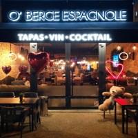 L'O'Berge Espagnole restaurant Bar &Tapas située à Serris annonce sa nouvelle carte