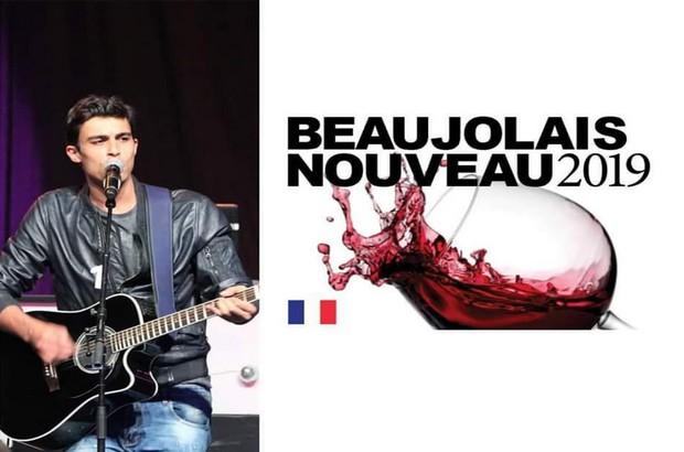 Fêter le beaujolais nouveau avec le restaurant Un Des Sens à Serris le 21 novembre
